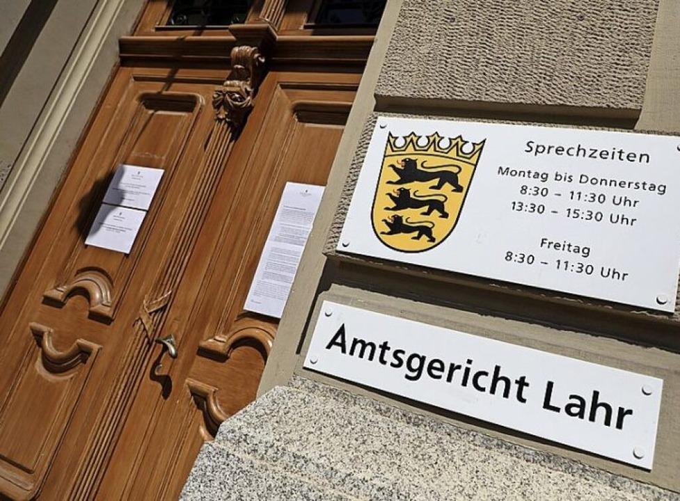 Das Amtsgericht tagt wieder.  | Foto: Christoph Breithaupt