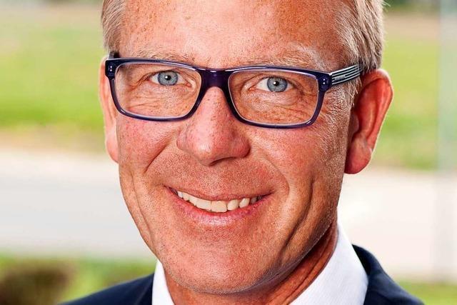 Jörg Kindel ist Bürgermeister von zwei Gemeinden – wie funktioniert das?