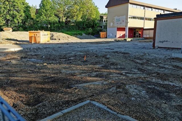 Baugrund für neue Grundschule ist bald frei