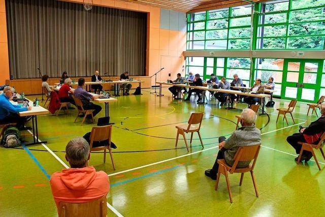 Buchenbach plant Kreditaufnahme von 1,9 Millionen Euro