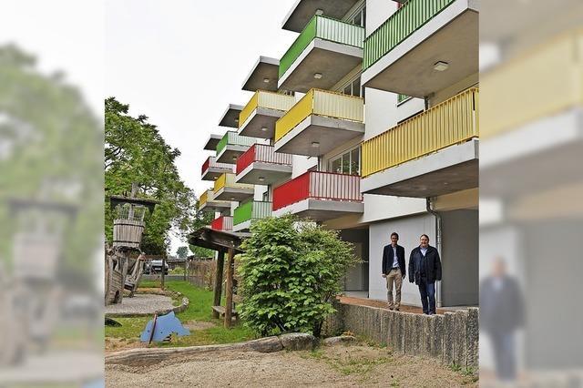Baugenossenschaft weiht 15 neue Wohnungen ein