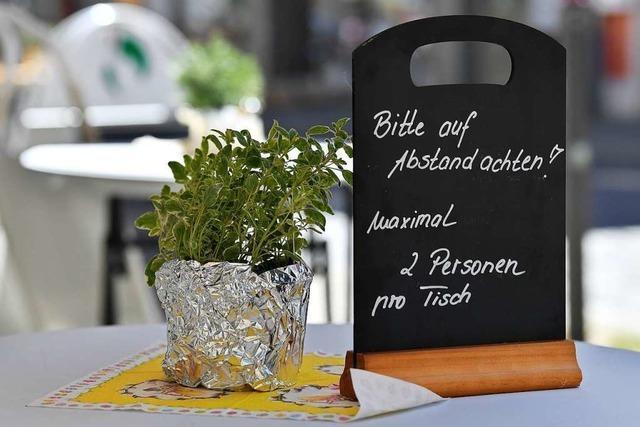Gewerbeverein sorgt sich um Zukunft der Gastronomie in Rheinfelden