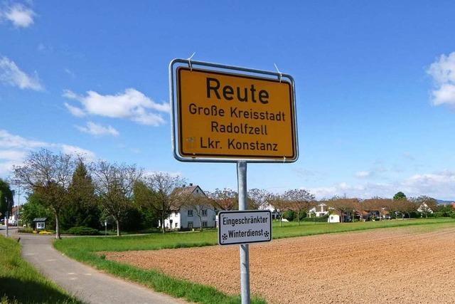 Wieso Reute kurzzeitig zum Landkreis Konstanz gehörte