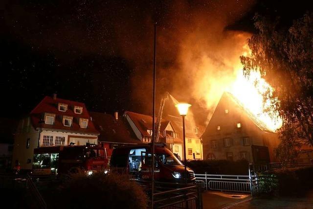 Defekter Trockner hat wohl den Brand im Kenzinger E-Werk ausgelöst