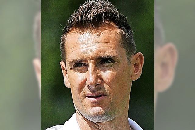 Klose wird Flick-Assistent bei den Bayern