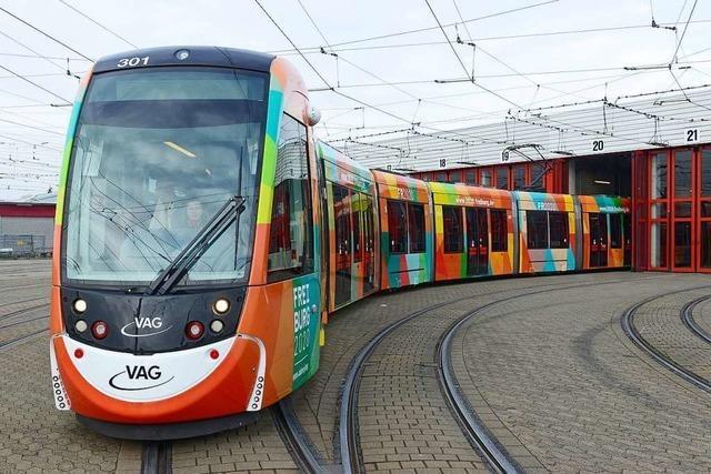 Klares Ja zur Erweiterung der Freiburger Stadtbahn