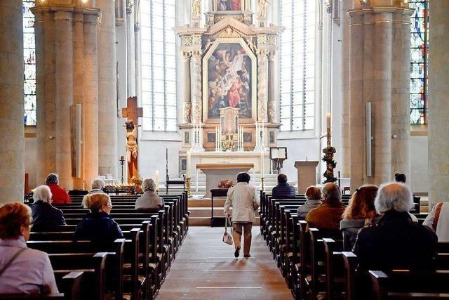 Katholische Pfarrer sind mit dem Kompromiss zu Gottesdiensten nicht glücklich