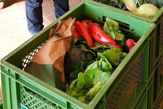 Das St. Josefshaus liefert Obst und Gemüse an die Haustür
