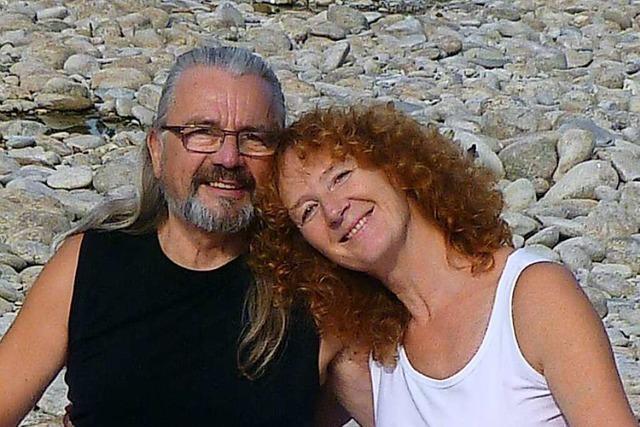 Yoga-Lehrer-Paar Konietzny aus Müllheim weiß Vorzüge der Technik nun zu schätzen