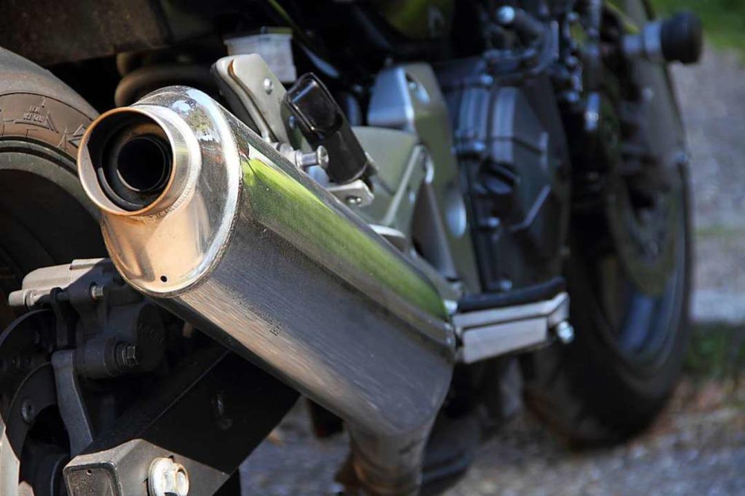 Mit 170 Stundenkilometern lieferten si...rer ein illegales Rennen im Höllental.  | Foto: maho - stock.adobe.com