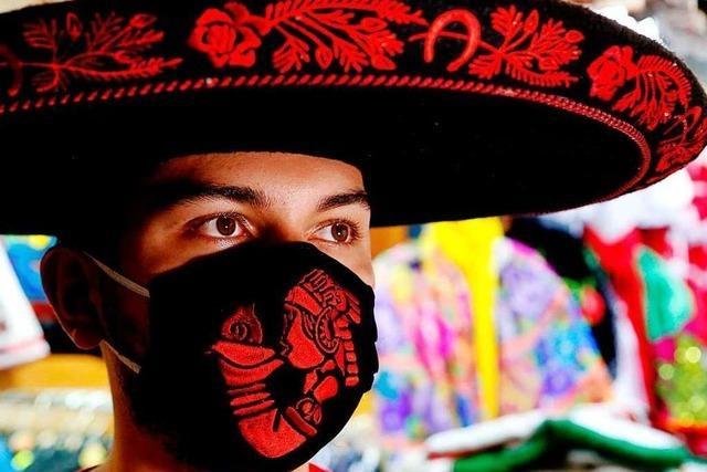 Fotos: So kreativ maskieren sich die Menschen rund um den Globus