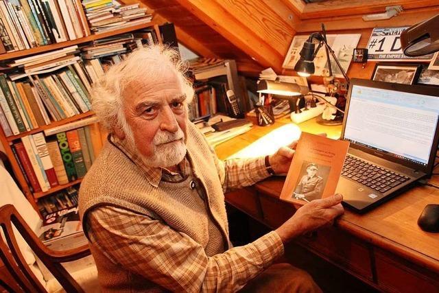 Marcher veröffentlicht die Kriegserinnerungen seines Vaters als Buch