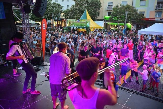 Bläserfestival und Kieswerk Openair finden erst wieder 2021 statt