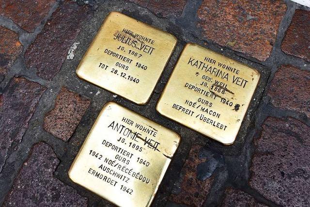 KZ-Häftlinge aus Freiburg kehrten als Fremde in ihre alte Heimat zurück