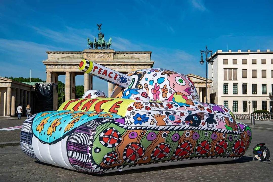 Steinmeier zum 8. Mai: Es gibt kein Ende des Erinnerns