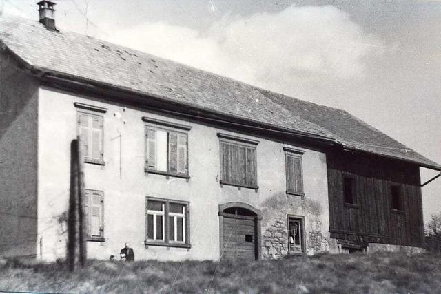 Auf dem Gesundheitscampus in Bad Säckingen stand vor 120 Jahren eine Erziehungsanstalt der ganz besonderen Art