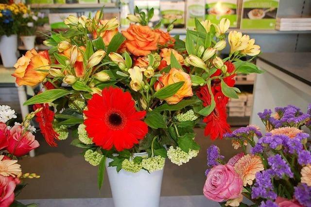 Dieses Jahr werden zum Muttertag viele Blumen geliefert
