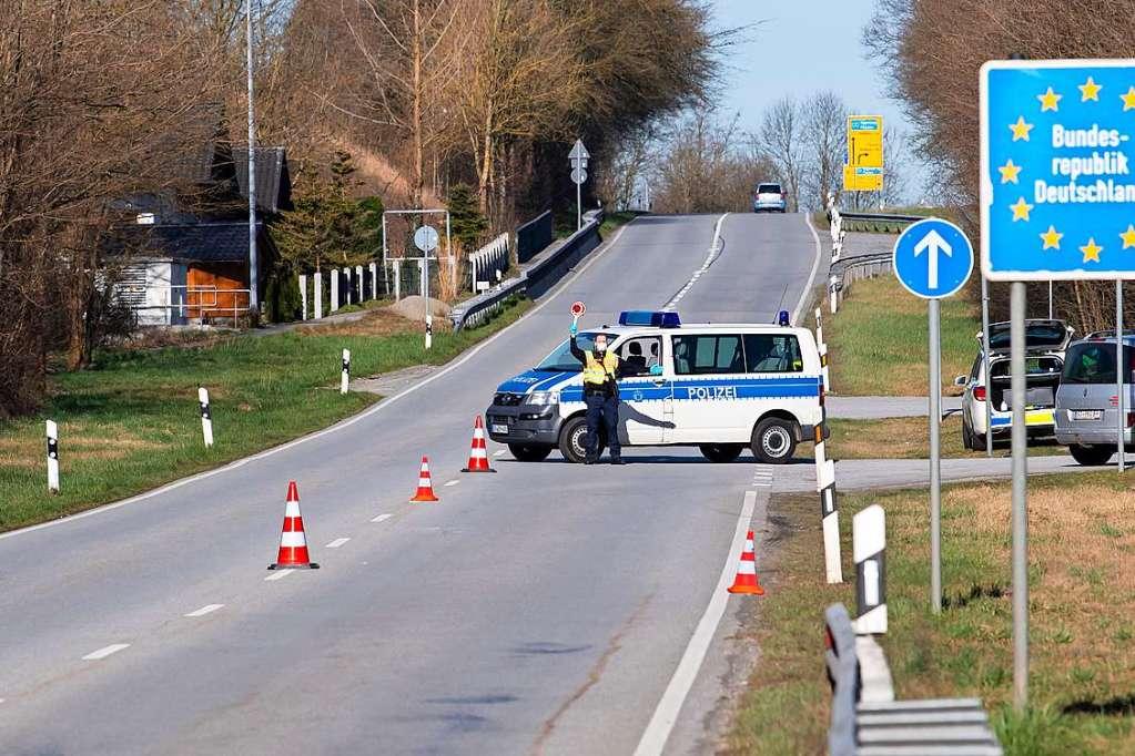Grenzöffnungen Europa