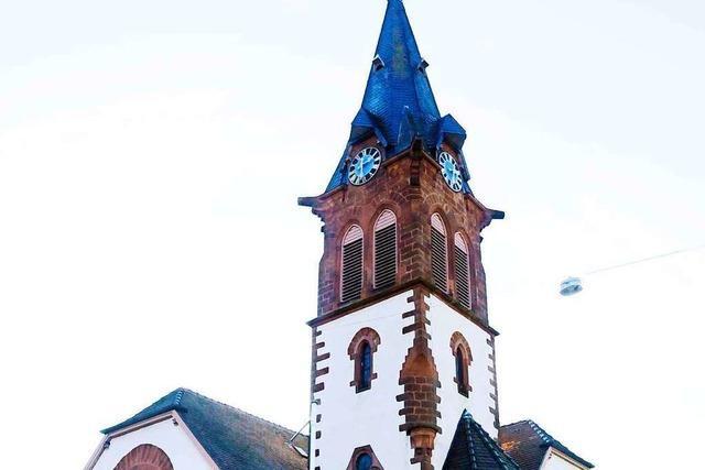 Die Gottesdienste der evangelischen Gemeinden im Dekanat Lahr laufen wieder an