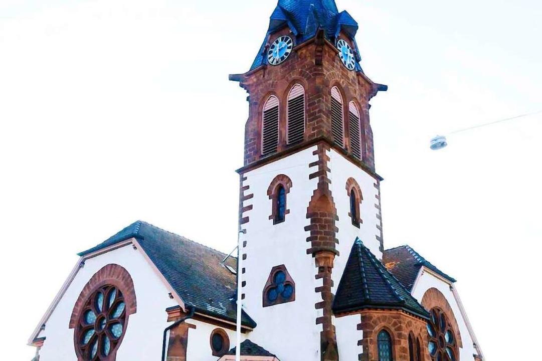 In der evangelischen Kirche in Kippenh...et am Sonntag ein Gottesdienst statt.     Foto: Wolfgang Künstle