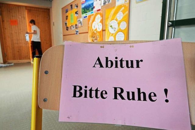Trotz Corona fühlen sich die Prüflinge an den Schulen im Wiesental gut vorbereitet