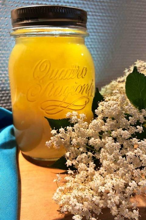 Liebe im Glas: Mamas unnachahmliches H...tengelee (Rezept am Ende des Artikels)  | Foto: Ronja Vattes