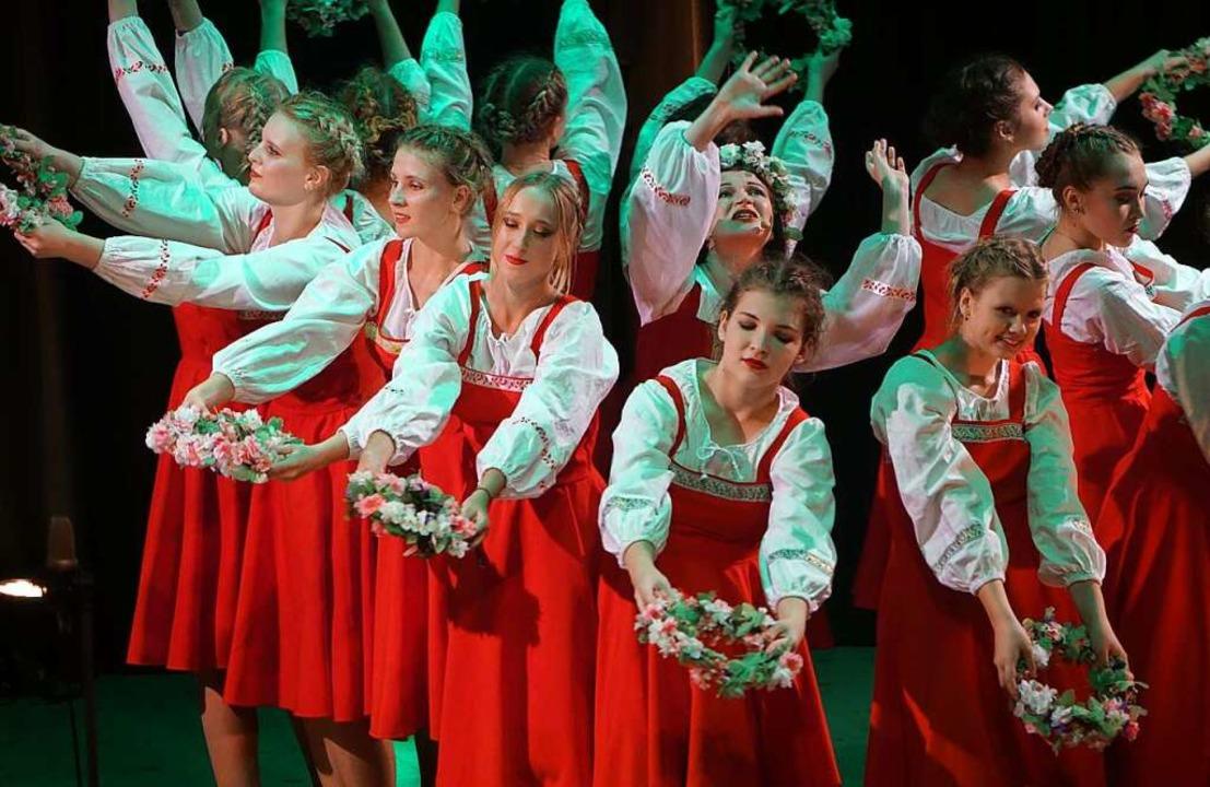 Im letzten Jahr traten die deutschen u...öglich sein wird, ist noch nicht klar.  | Foto: Roswitha Frey