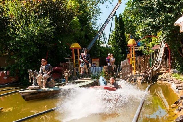 Freizeitpark Funny World öffnet auch am 29. Mai – die Besucherzahl wird begrenzt