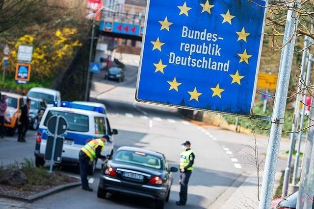 Weils Oberbürgermeister begründet seine Vorsicht beim Thema Grenzöffnungen