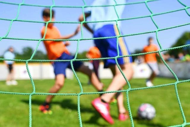 Land fördert Bau und Sanierung von Sportstätten im Kreis Lörrach