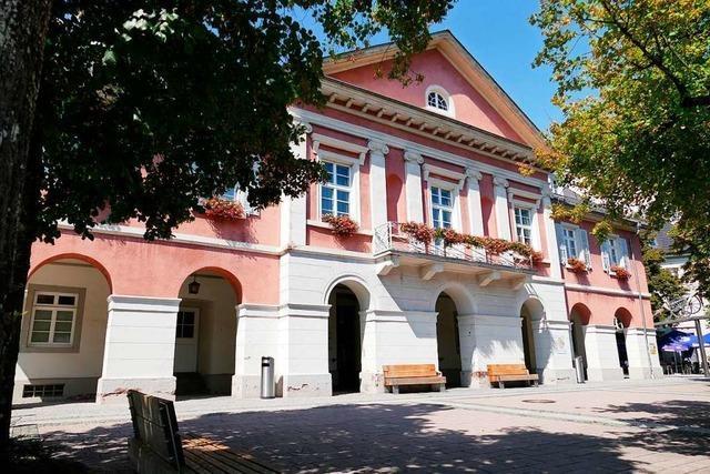 Stadt Schopfheim hat Bedenken gegen Technischen Beigeordneten