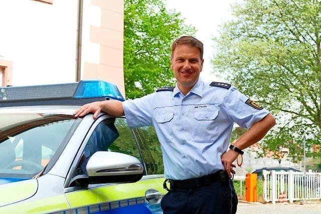 Dankbarkeit der Bevölkerung für die Arbeit der Polizei ist spürbar
