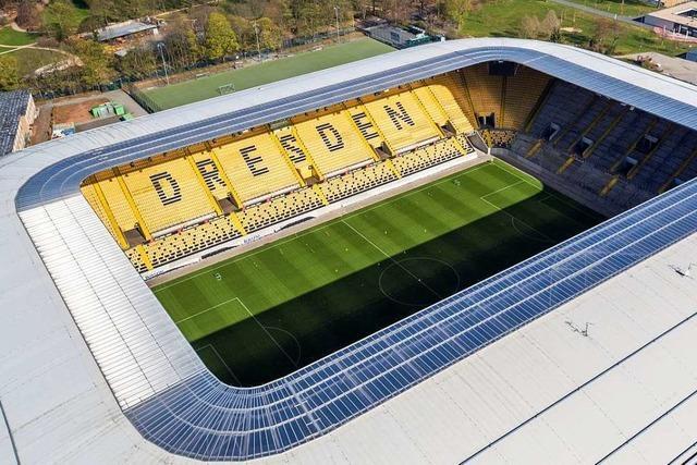 Quarantäne für Dynamo Dresden bringt Liga-Konzept ins Wanken
