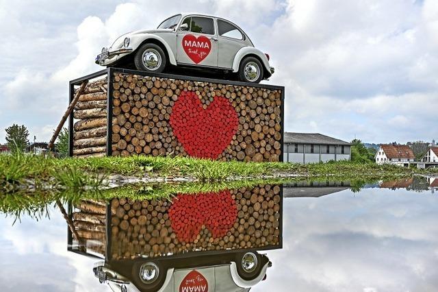 VW-Käfer zum Muttertag