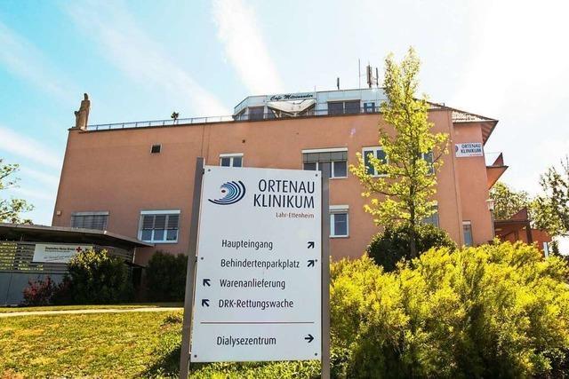 Derzeit finden keine Operationen am Klinikum Ettenheim statt
