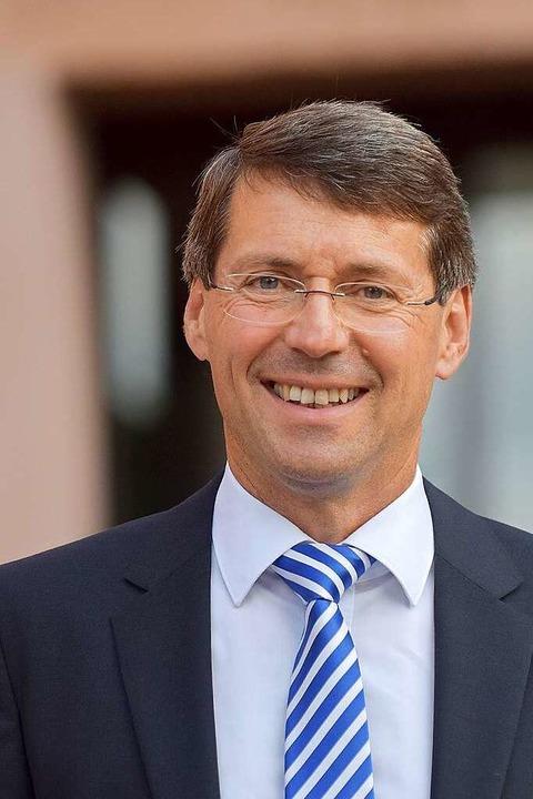 Bürgermeister Bruno Metz  | Foto: Privat