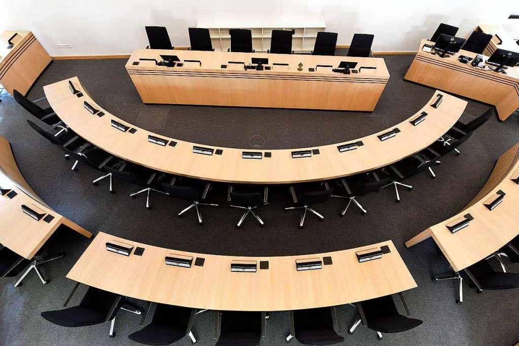 Viele Stadträte wünschen sich eine Video-Übertragung der Sitzungen - Freiburg - Badische Zeitung