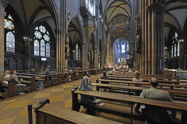 Der große Ansturm blieb am Wochenende in Freiburg aus