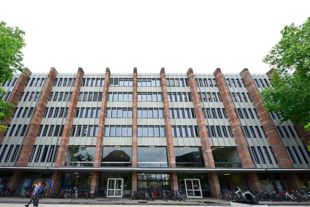 Das Kollegiengebäude II am Rotteckring...Grund auf saniert werden (Archivbild).    Foto: Ingo Schneider