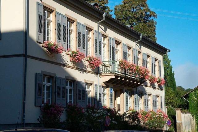 Die Stadt Sulzburg erlässt eine interne Haushaltssperre
