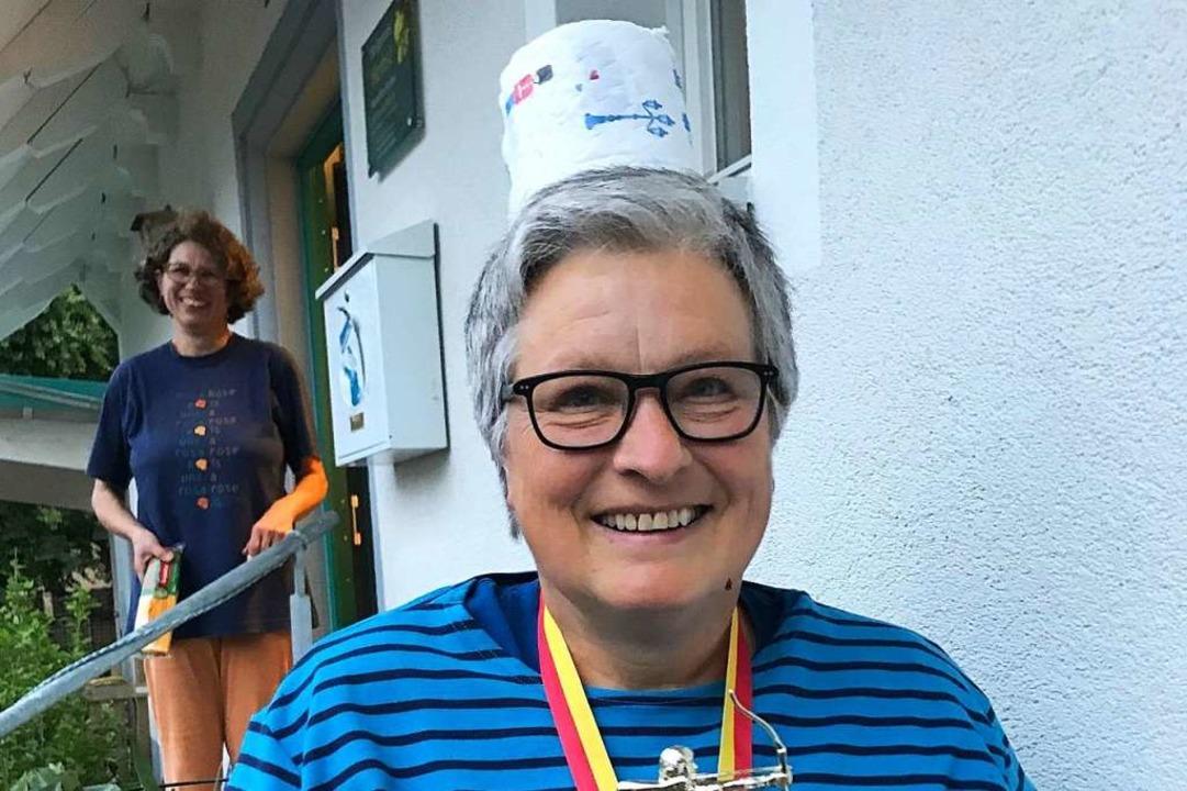 Teilnehmerin Roswitha Herbst  | Foto: Privat