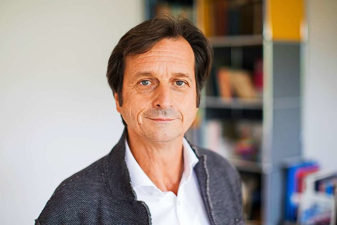 "Psychologe Stephan Grünewald sagt: &#8...sgefühle angesichts von Corona.""  | Foto: Rolf Vennenbernd (dpa)"