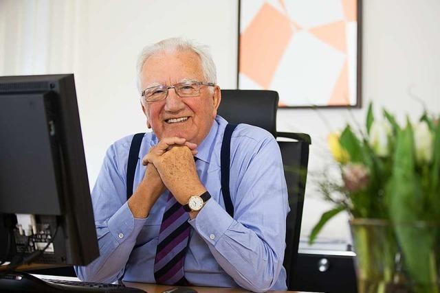 Der ehemalige Roche-Chef Fritz Gerber ist gestorben