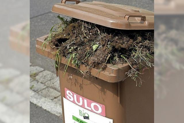 Kreise gehen Müll-Sonderweg weiter