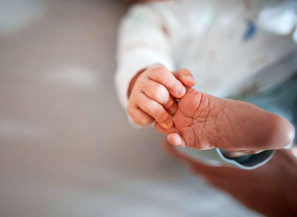 Hanna(h), Emma, Noah und Ben sind die ...eliebtesten Babynamen des Jahres 2019.  | Foto: Fabian Strauch (dpa)