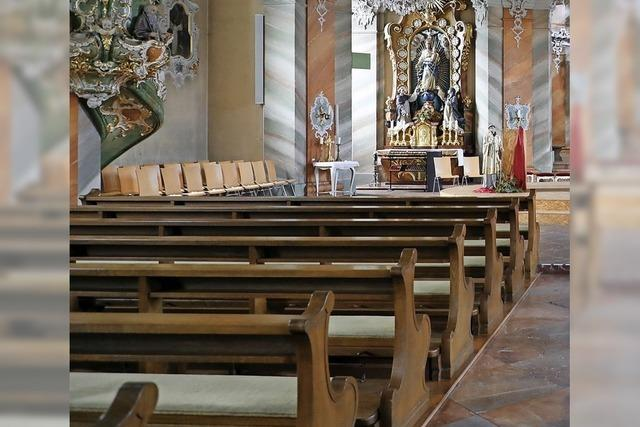 Gottesdienste in Friesenheim werden eingeschränkt wieder gefeiert