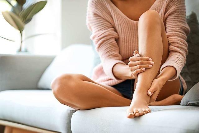 So entspannen sich Muskeln, Gewebe und Faszien bei der Selbstmassage
