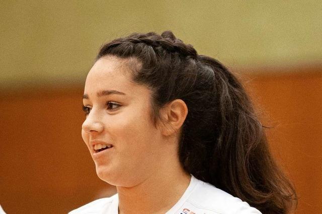 Mariella Bouagaa bekam das Talent in die Wiege gelegt