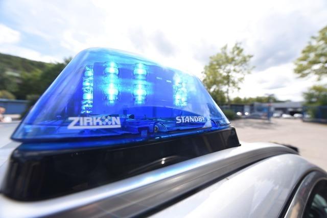 Schuss vor dem Eiscafé in der Weiler Innenstadt – zwei Verletze