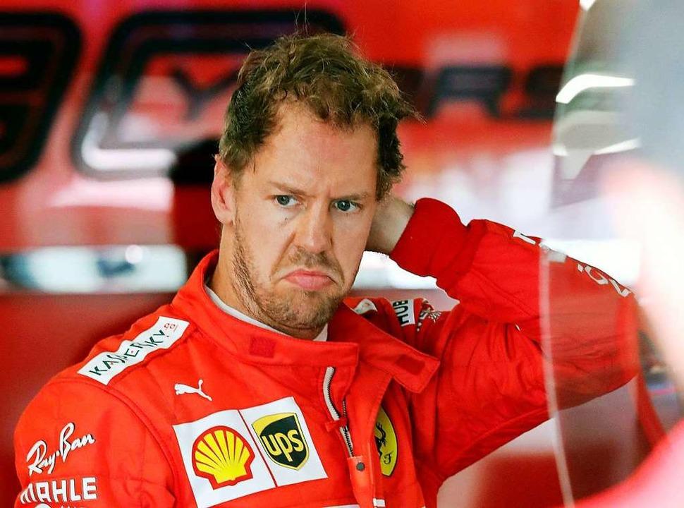 Sebastian Vettel  | Foto: Tom Boland (dpa)
